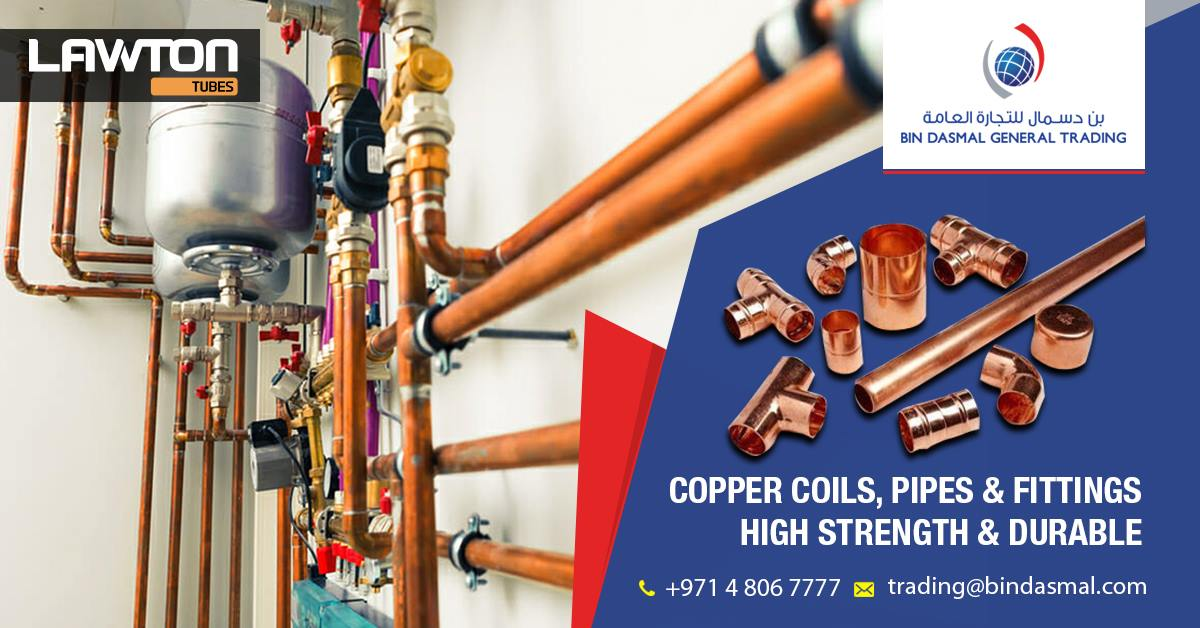 copper product supplier