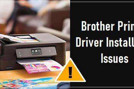 Brother Printer Driver Installation Problems